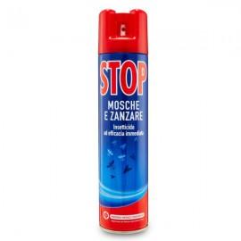 STOP MOSCHE E ZANZARE SPRAY 400 ml