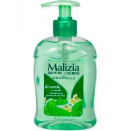 MALIZIA SAPONE LIQUIDO TE VERDE 300 ml