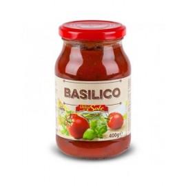 DELIZIE DEL SOLE SUGO BASILICO 400 gr