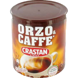 Cafea solubila CRASTAN ORZO E CAFE SOLUBILE 120 gr