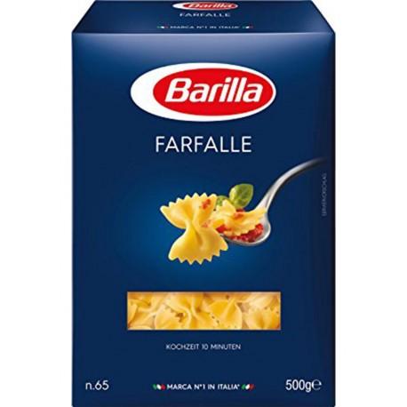 BARILLA FARFALLE 500 GR